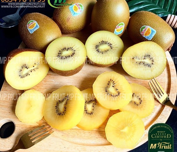 Kiwi Vàng Zespri Jumbo SunGold New Zealand