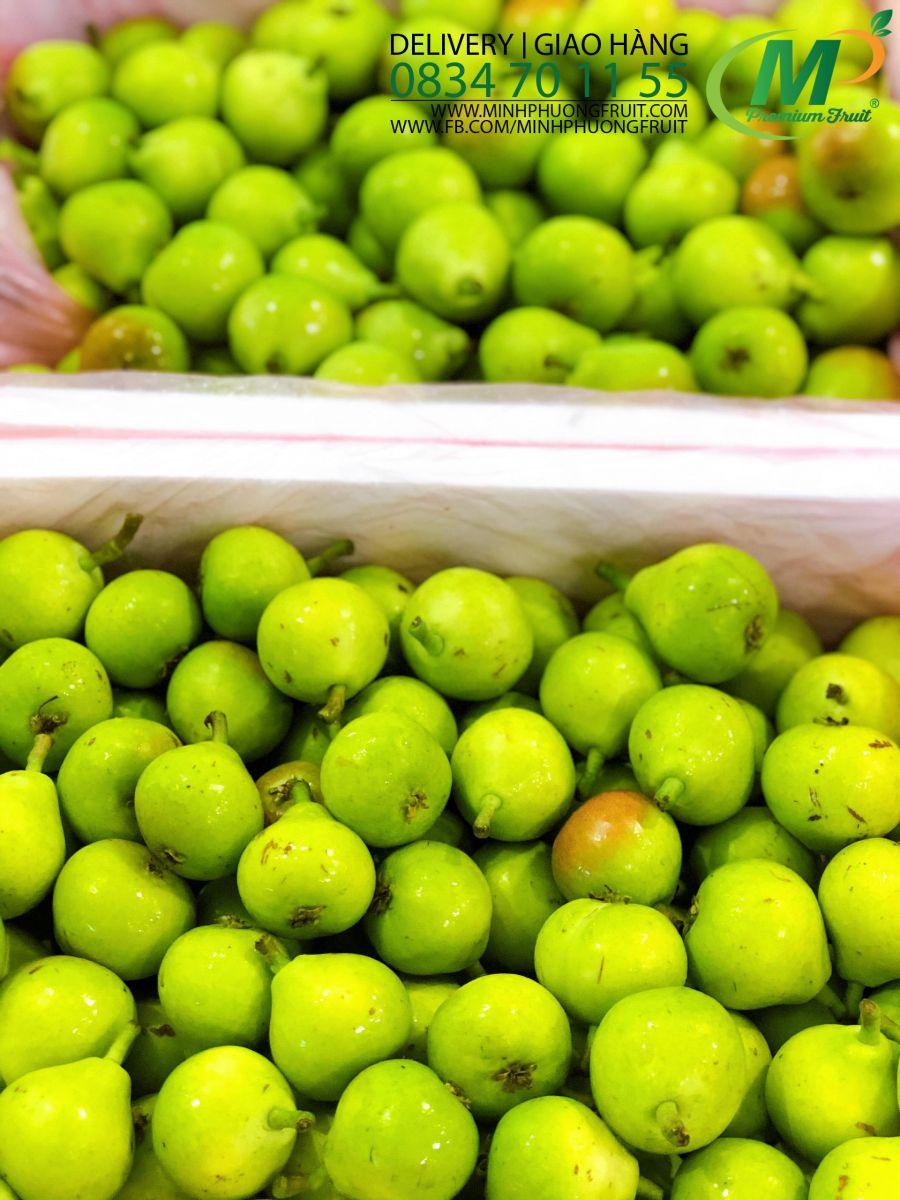 Lê Thiên Đường Úc tại MP Fruit