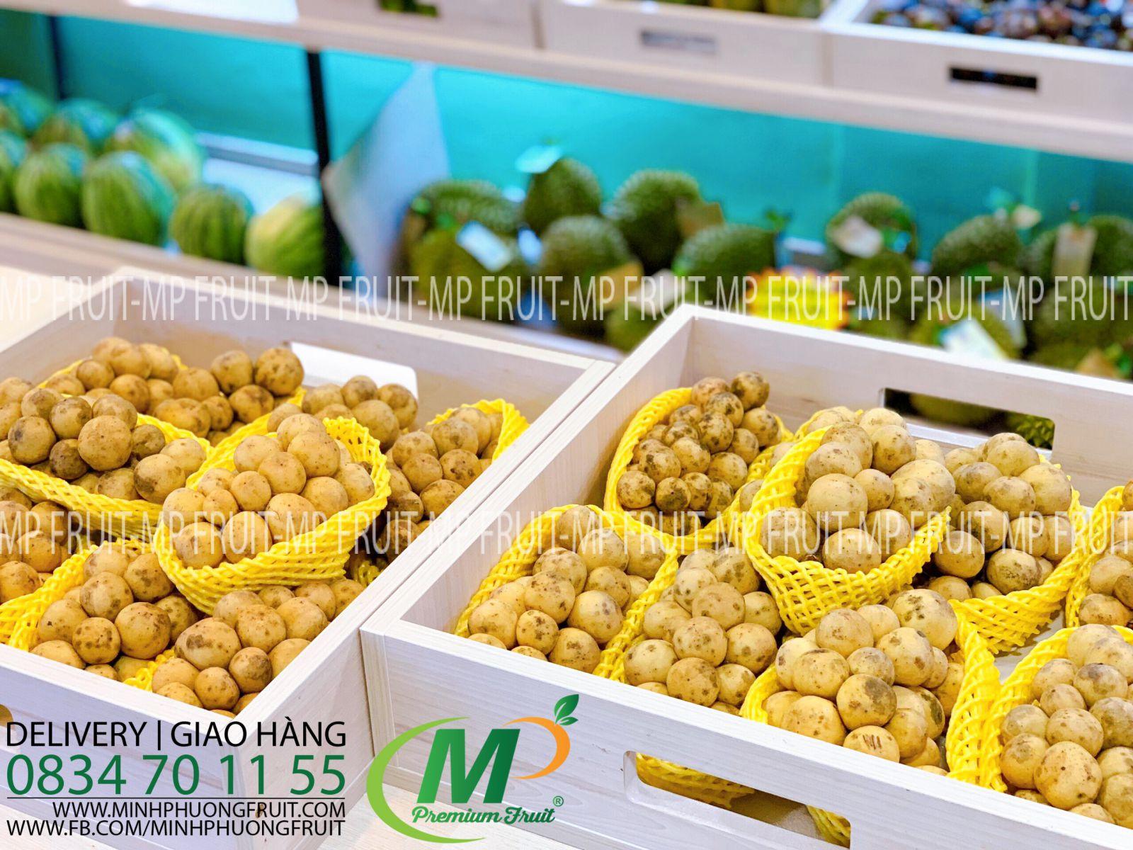 Trái Bòn Bon Thái Lan - MP Fruit