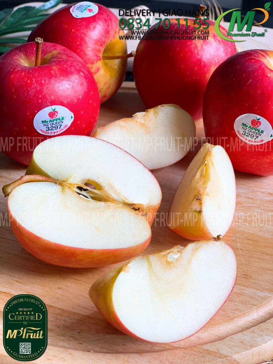 Táo Nữ Hoàng NZ tại MP Fruits
