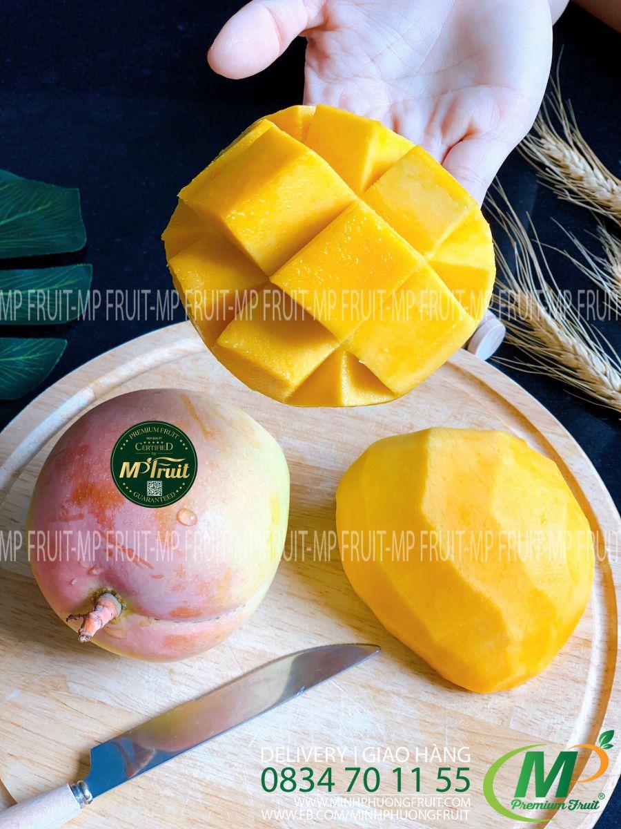 Xoài Đào Úc Xuất Khẩu tại MP Fruit