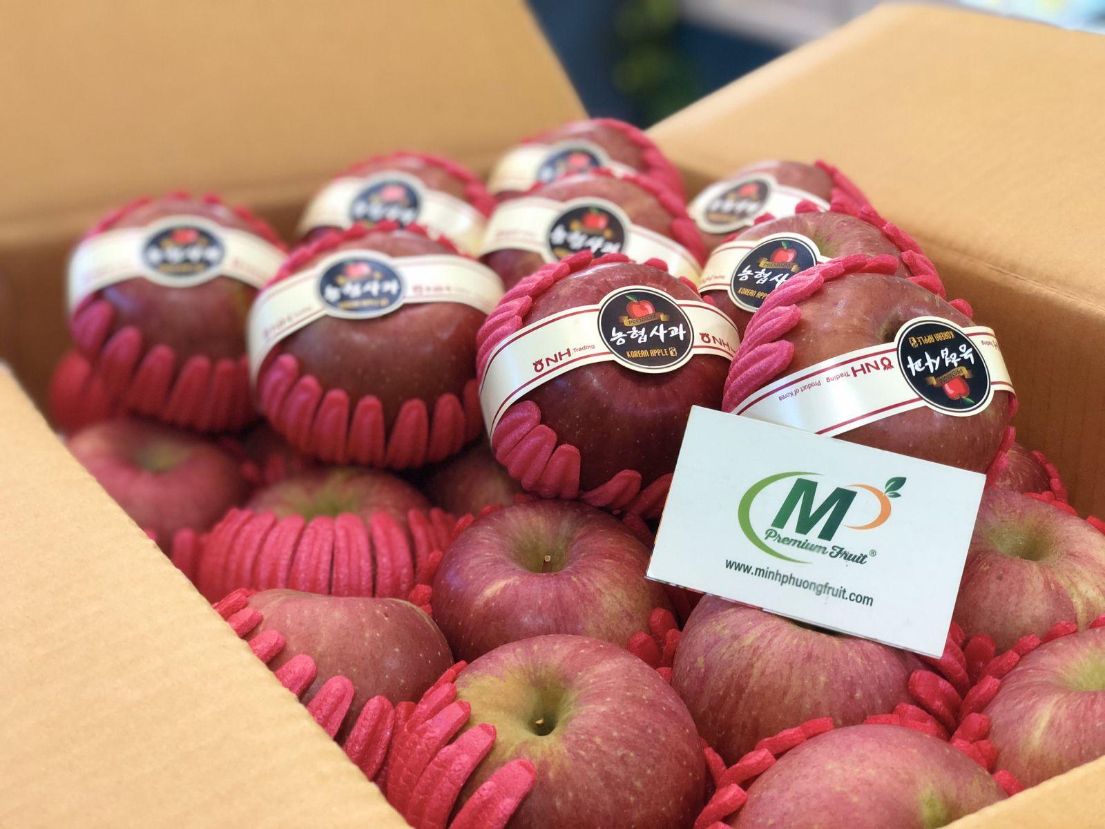 Táo Fuji Hàn Quốc - MP Fruit