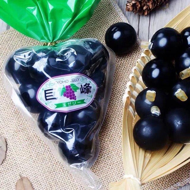 Thạch Nổ Nho Kyoho Hàn Quốc - MP Fruit