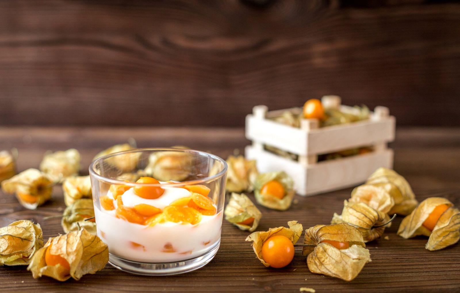 Món Sữa Chua Tầm Bóp - MP Fruits