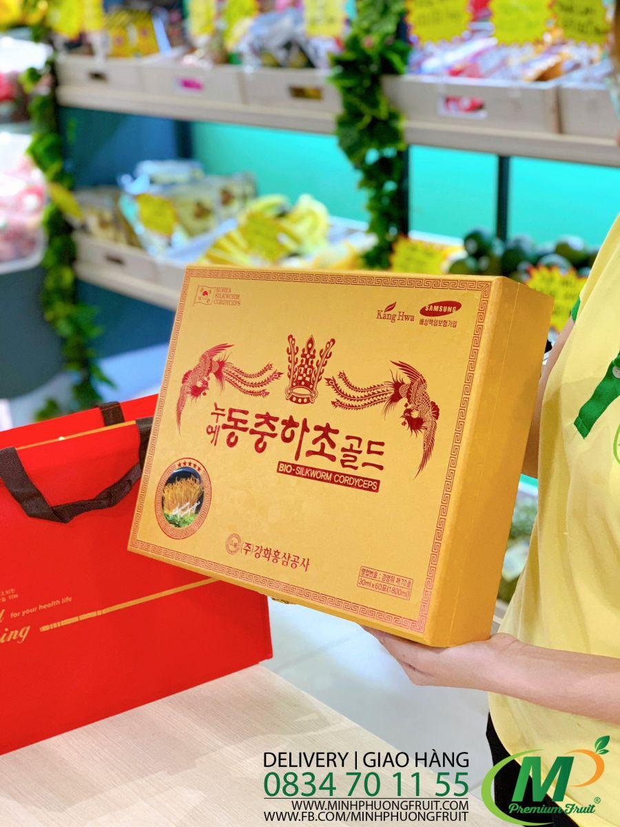 Nước Đông Trùng Hạ Thảo Kanghwa Hàn Quốc - MP Fruit