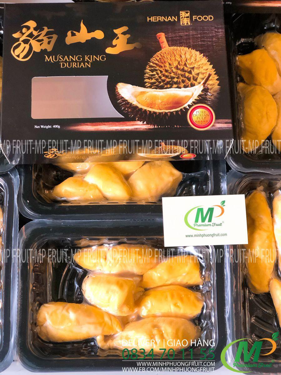 Sầu Riêng Musang King Malaysia tại MP Fruits