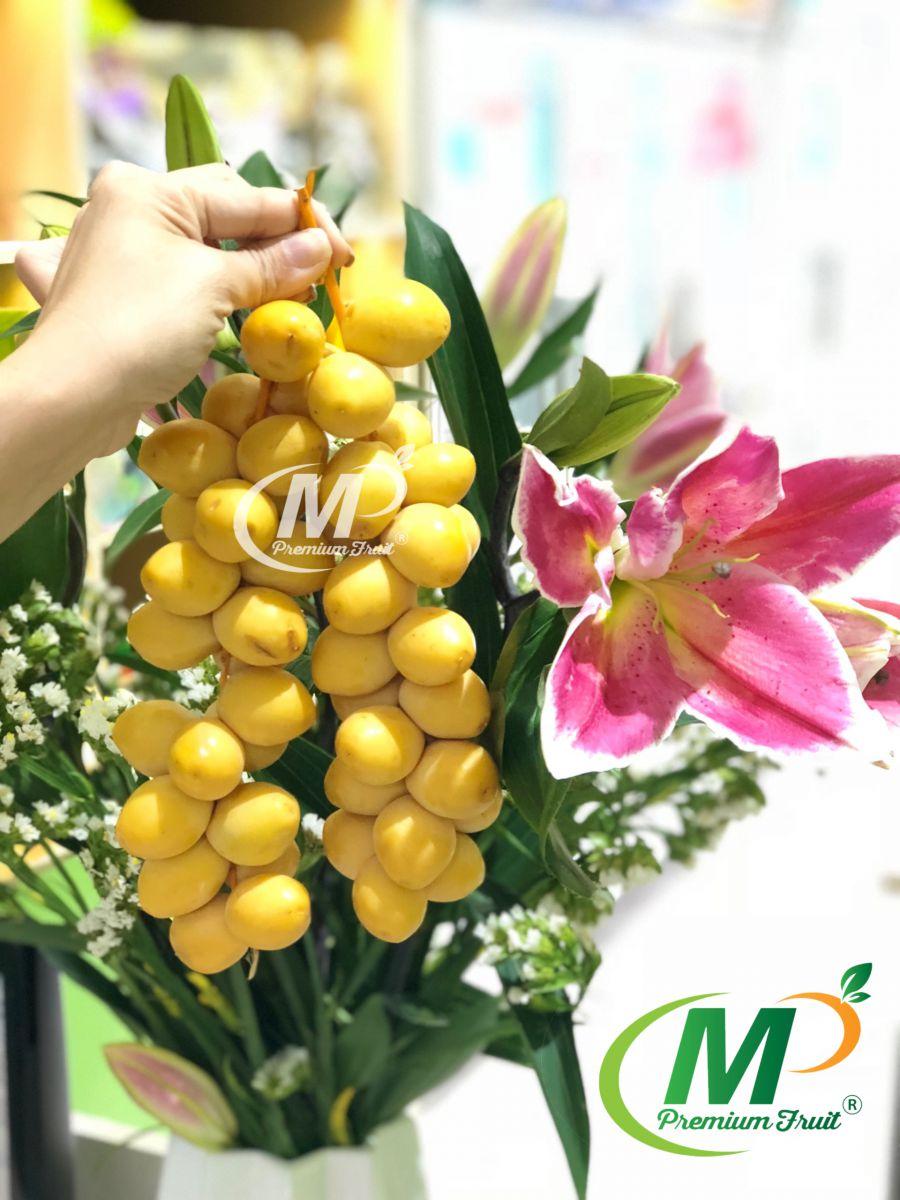 Chà là tươi Ai Cập - MP Fruit