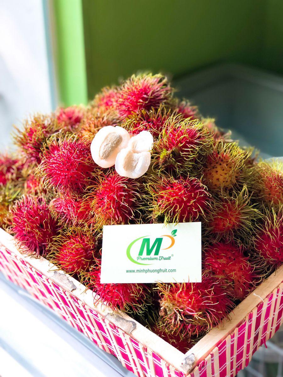 Chôm Chôm Thái Lan - MP Fruit