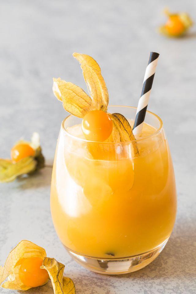 Món nước ép Tầm Bóp - MP Fruits