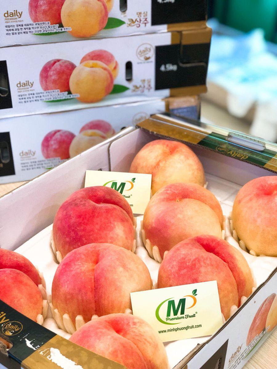 Đào Tiên Hàn Quốc - MP Fruit
