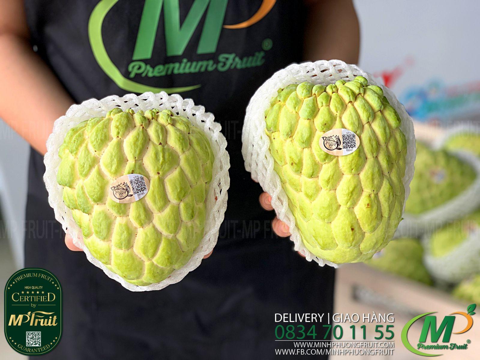 Na Dai Hoàng Hậu Giống Thái Lan tại MP Fruits