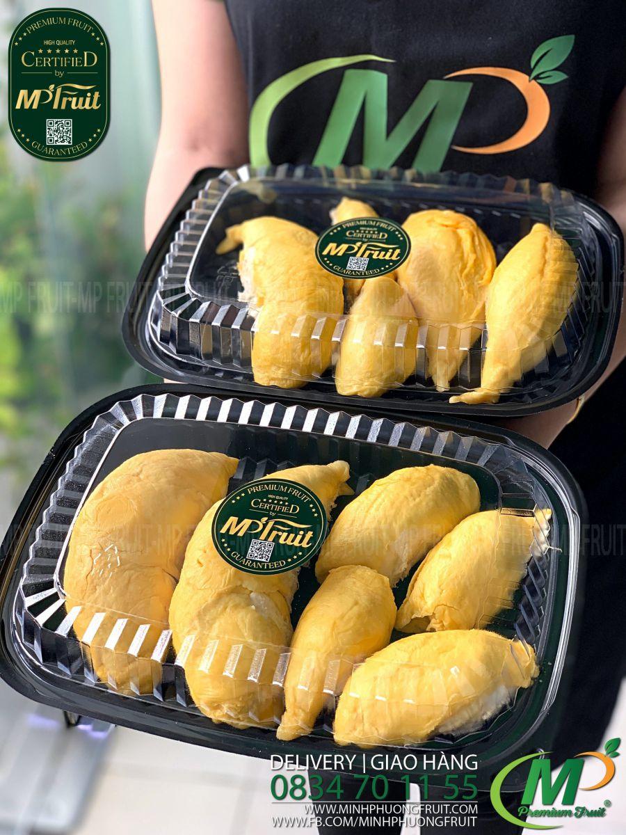 Sầu Riêng Ri6 Huỳnh Lâm Tách Vỏ tại MP Fruits