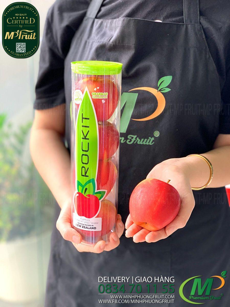 Táo Rockit New Zealand Ống 4 Trái 372g tại MP Fruit
