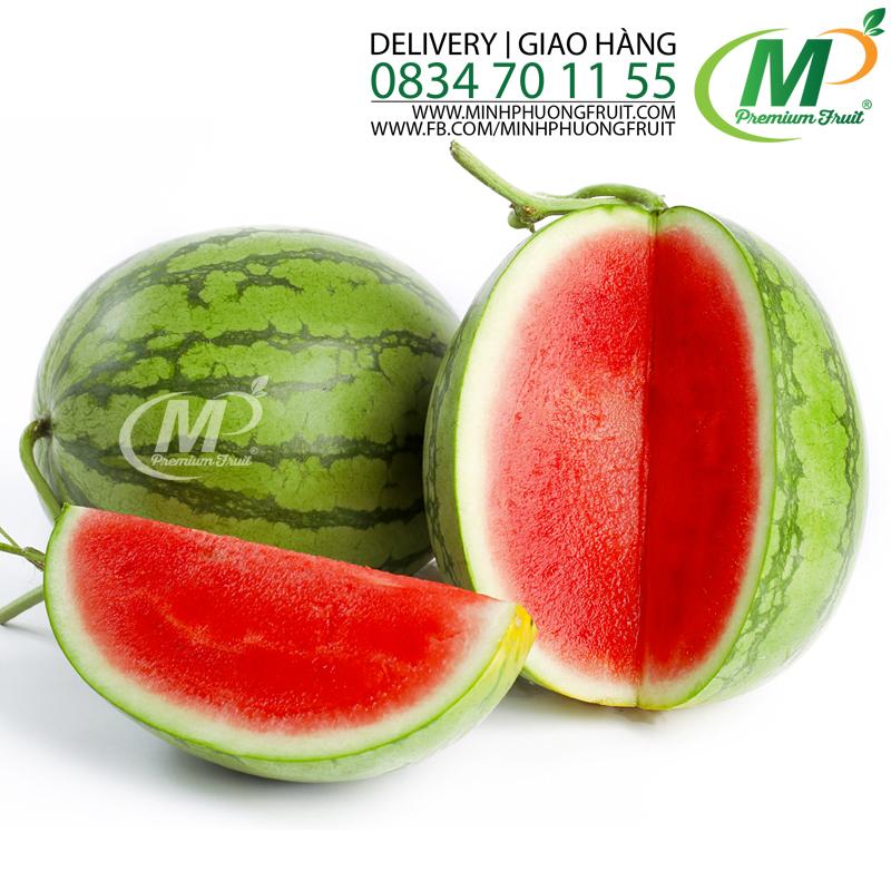 Dưa Hấu Không Hạt Mặt Trời Đỏ - MP Fruit