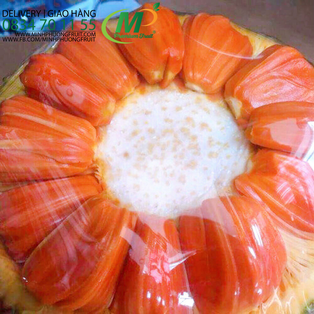 Mít Ruột Đỏ giống PT 79 Indonesia tại MP Fruit
