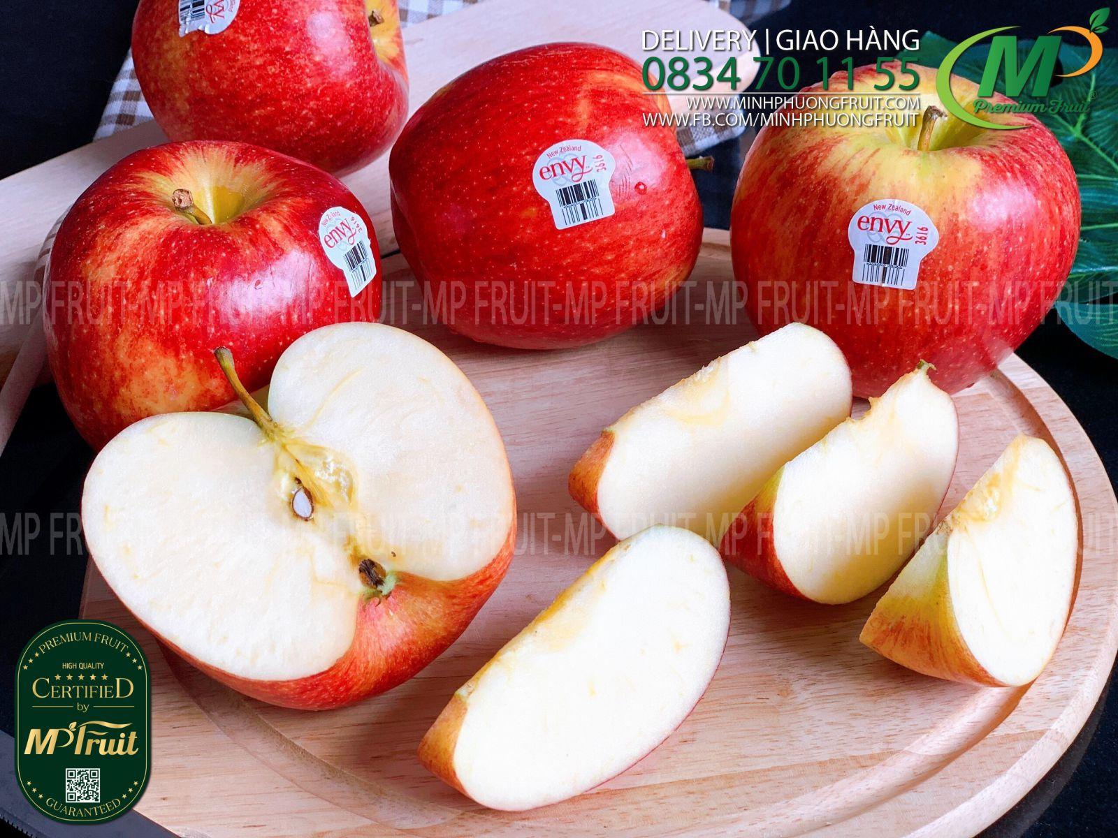 Táo Envy NZ tại MP Fruits