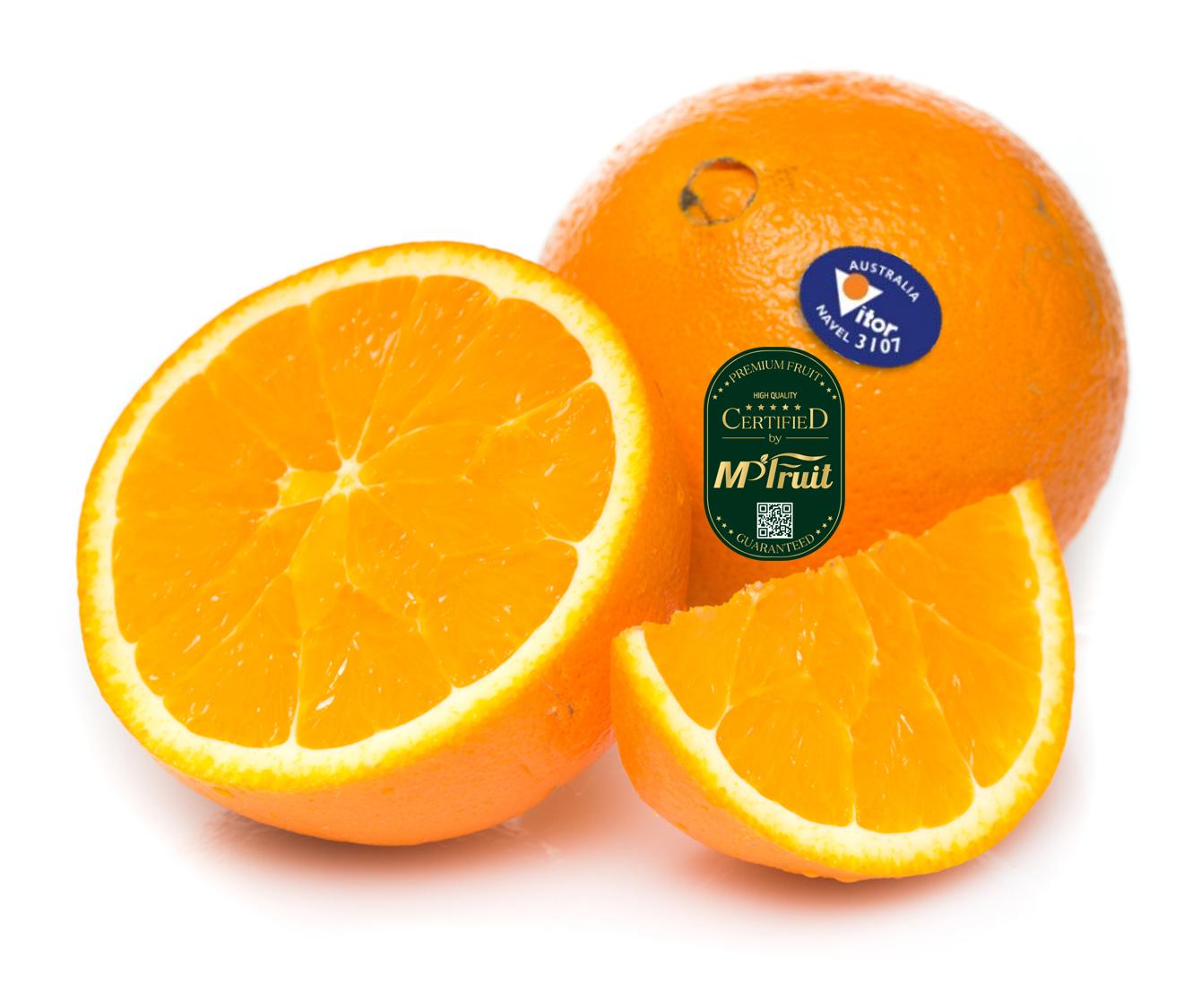Cam Vàng Vitor Úc tại MP Fruits