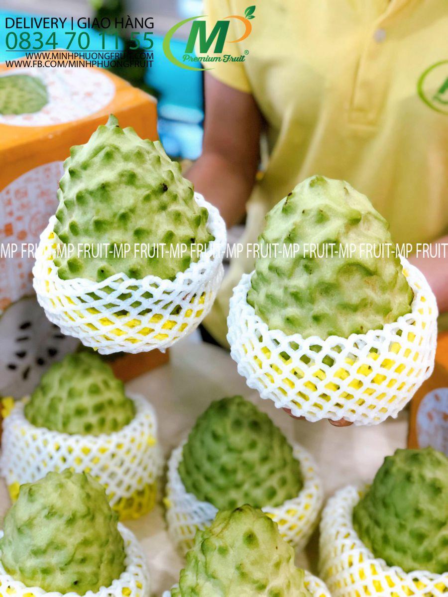Na Dai Đài Loan tại MP Fruit