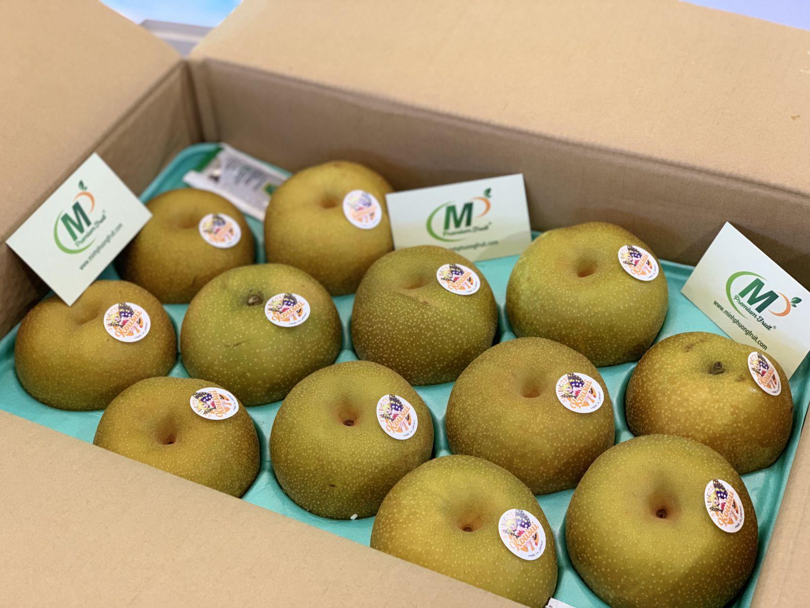 Lê Nâu Kousui Nhật Bản tại MP Fruits