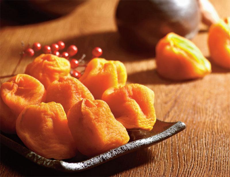 Hồng Dẻo Một Nắng Hàn Quốc Hộp 10 Trái tại MP Fruits