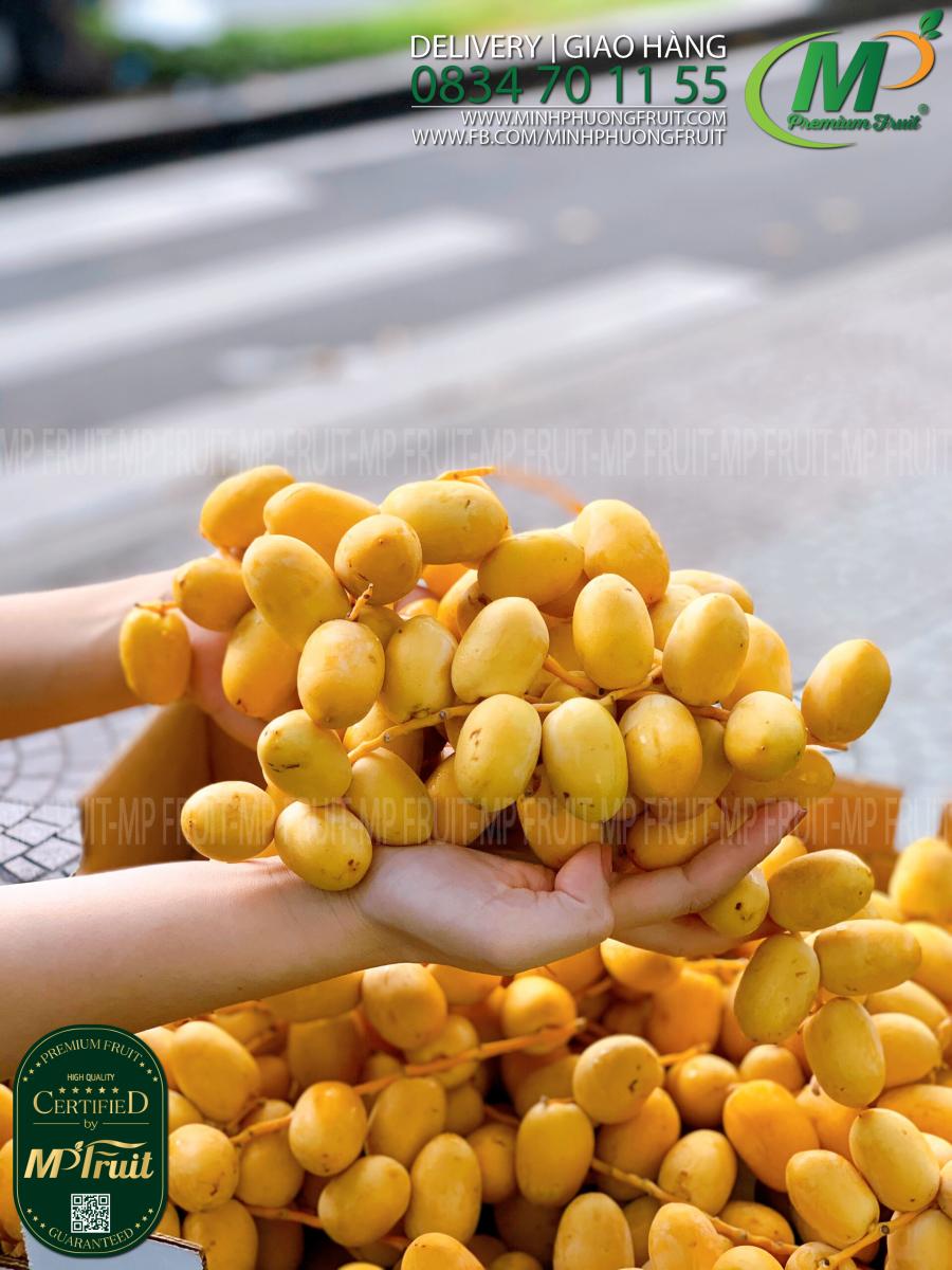 Chà Là Tươi Bahrain - MP Fruits