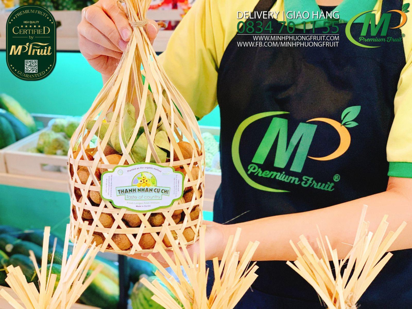 Thanh Nhãn Củ Chi tại MP Fruits