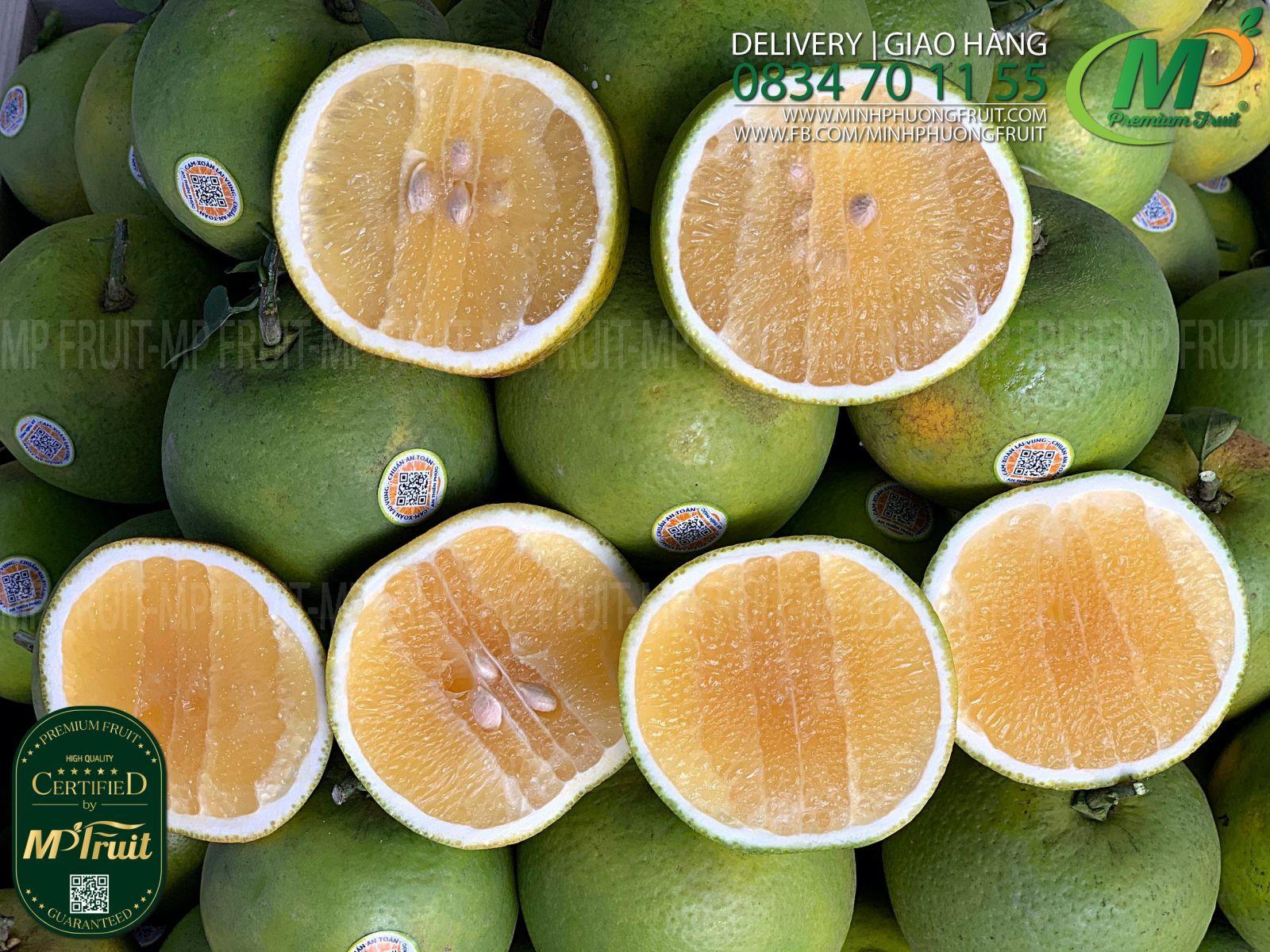 Cam Xoàn Lai Vung tại MP Fruit