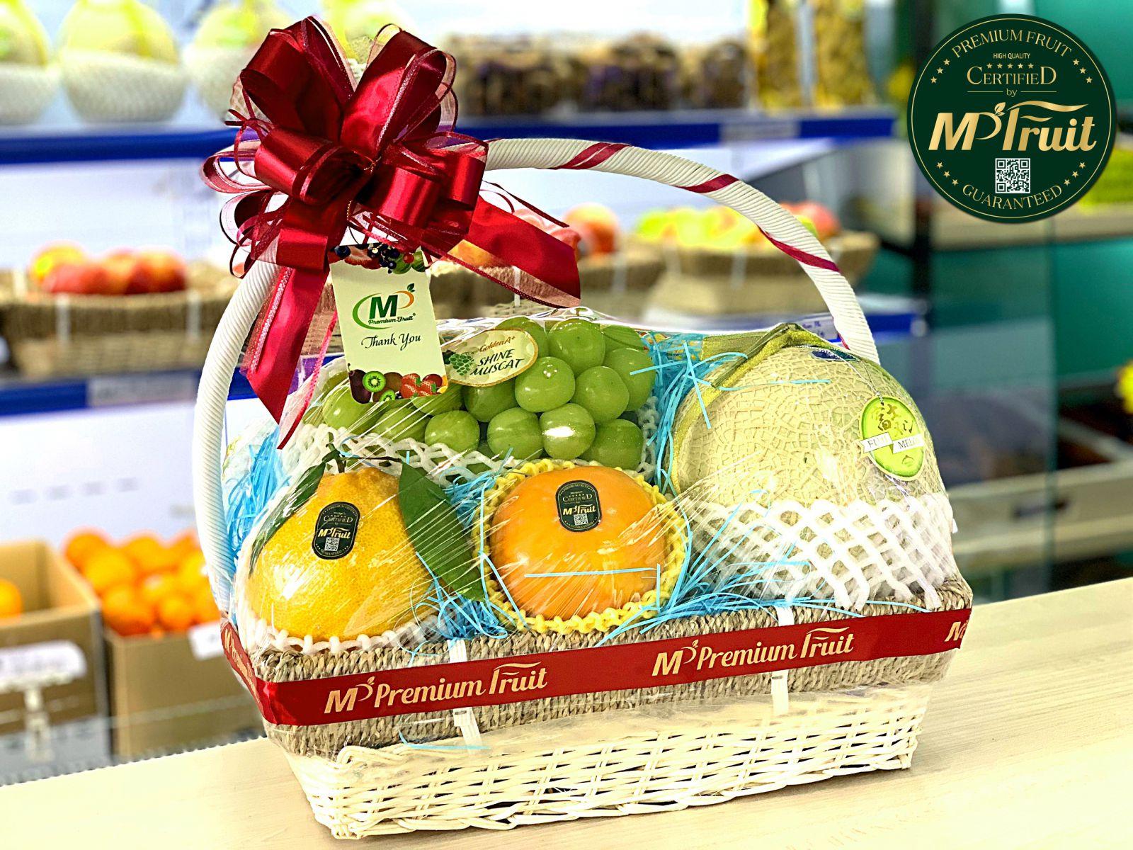 Giỏ Trái Cây MP Fruit 35