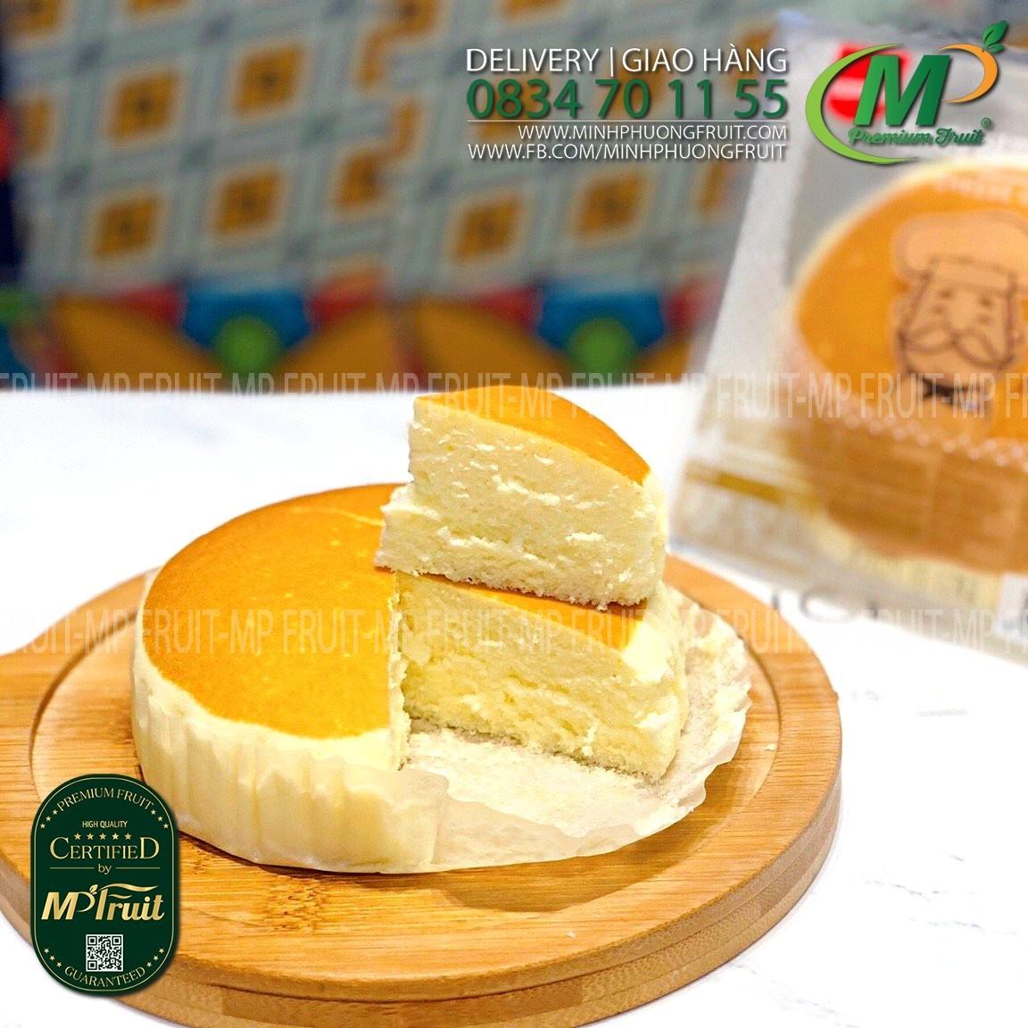 Bánh Phô Mai Ông Già Samlip Hàn Quốc tại MP Fruits