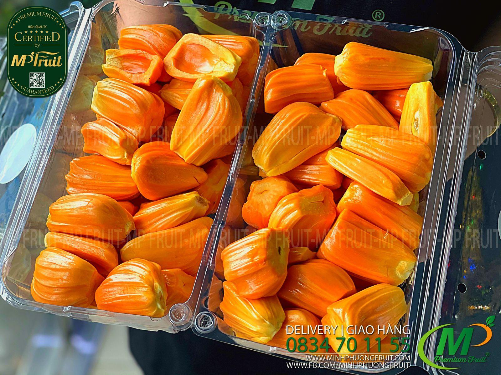 Mít Ruột Đỏ Malaysia tại MP Fruit