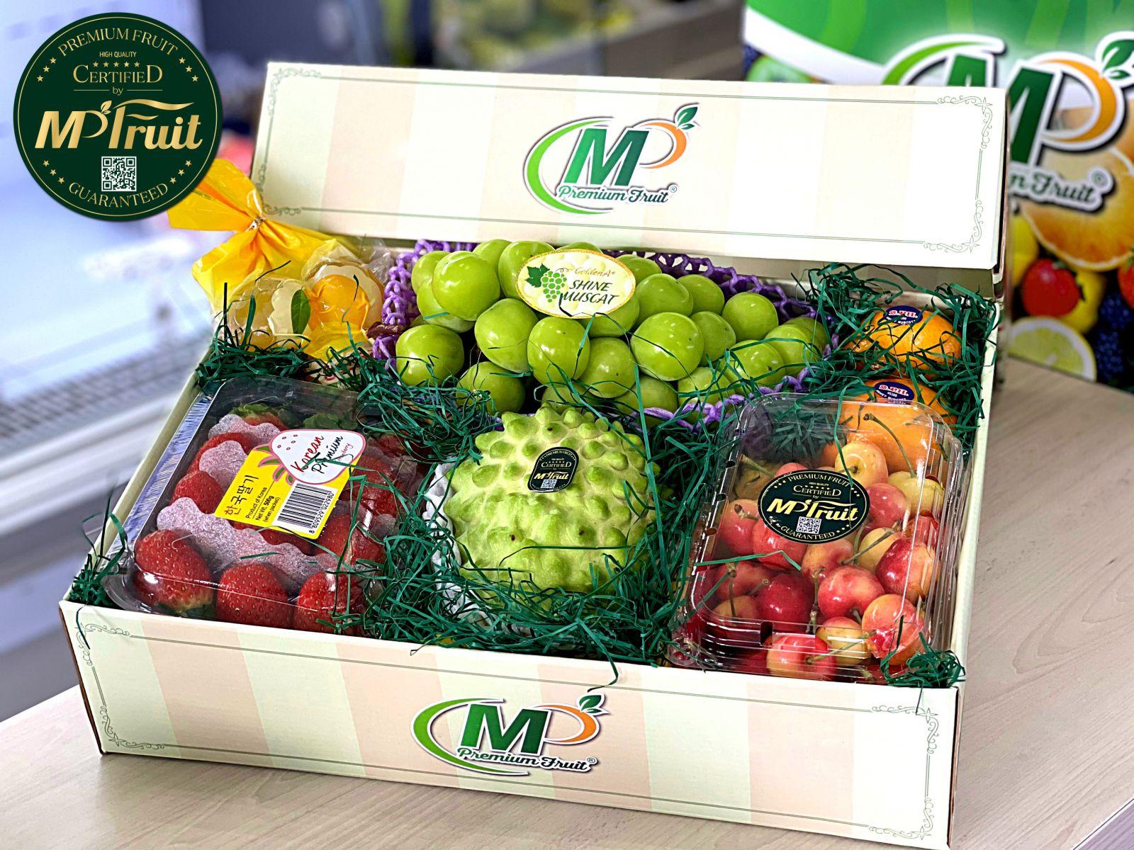 Hộp Trái Cây MP Fruit 21