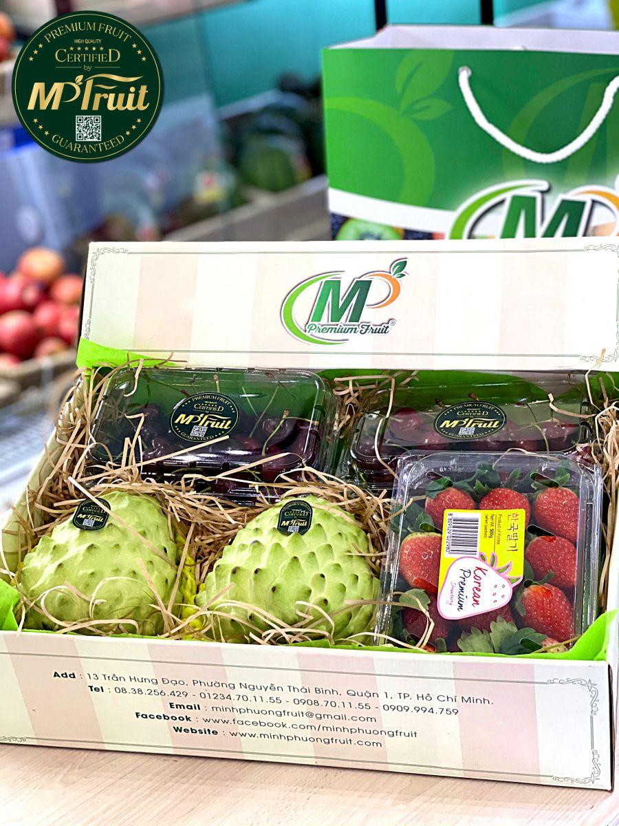 Hộp Trái Cây MP Fruit 22