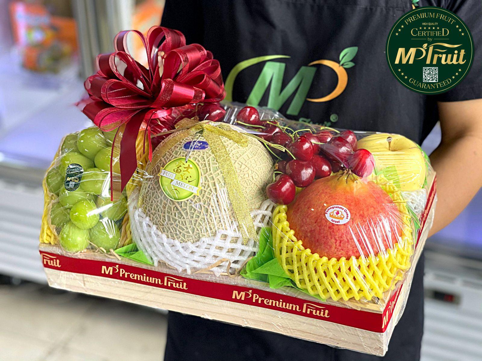 Giỏ Trái Cây MP Fruit 38