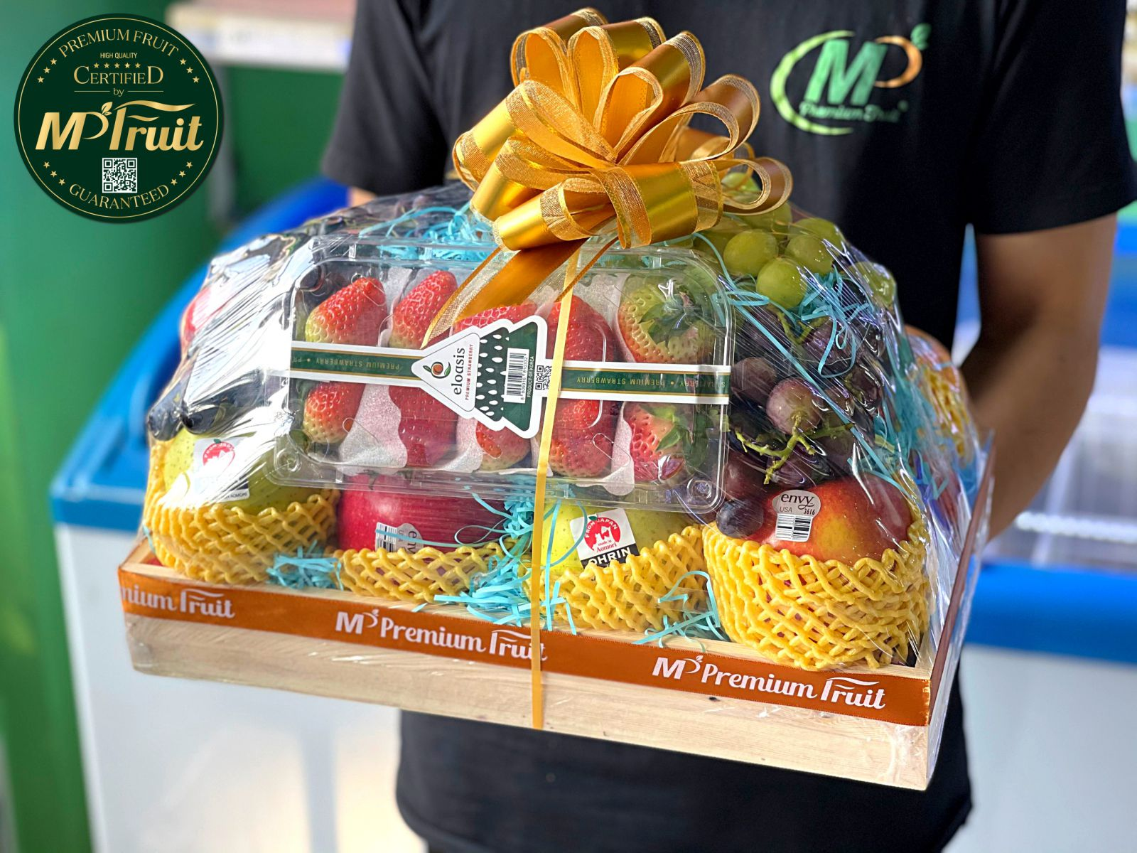 Giỏ Trái Cây MP Fruit 42