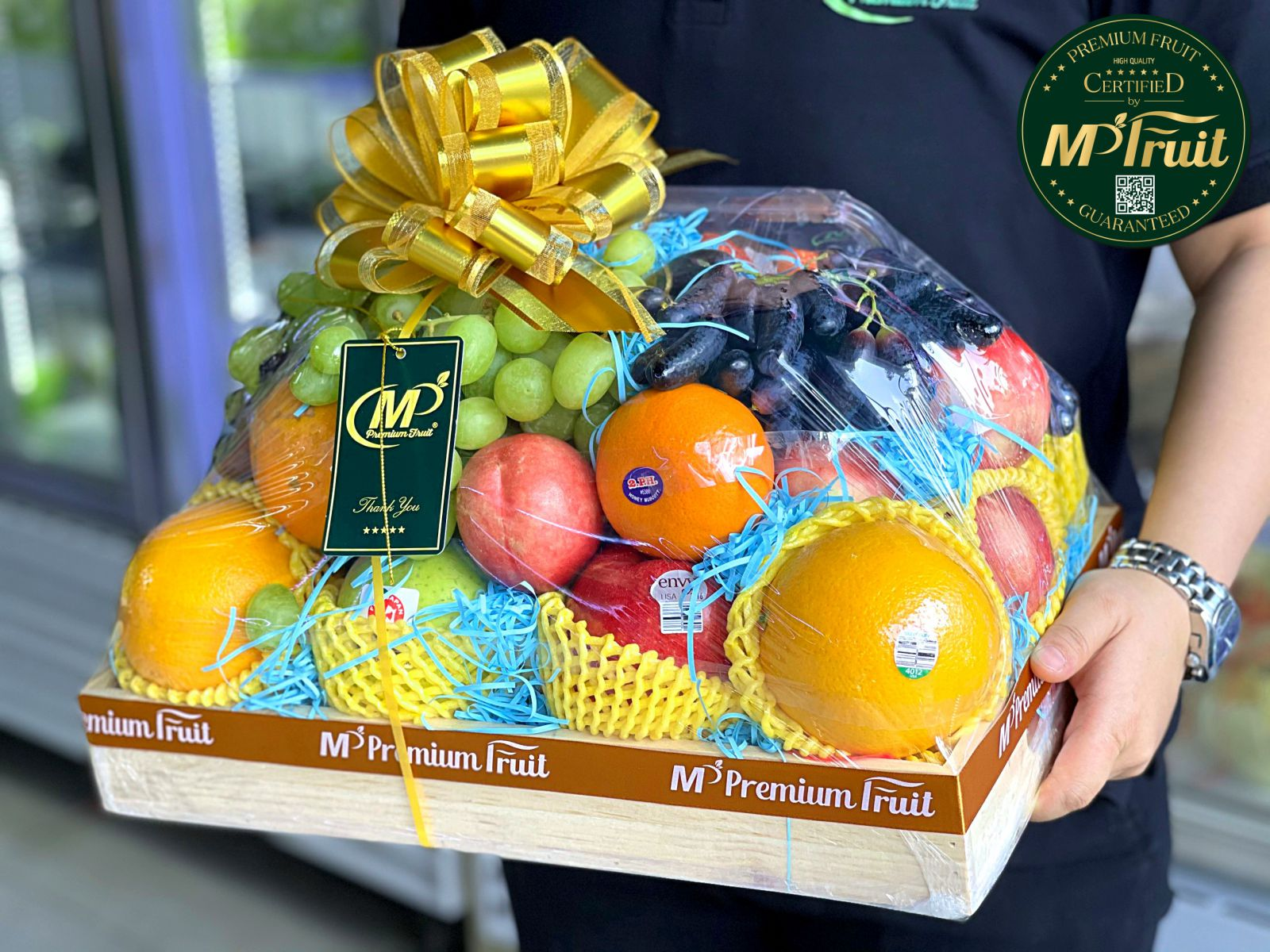 Giỏ Trái Cây MP Fruit 43