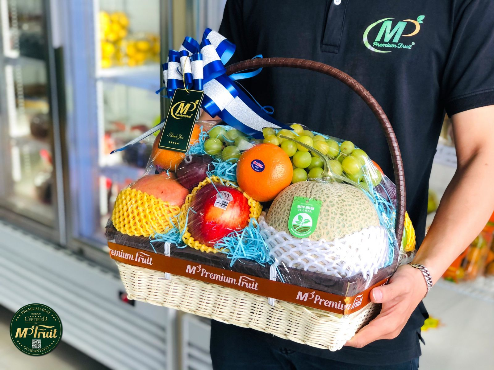 Giỏ Trái Cây MP Fruit 45