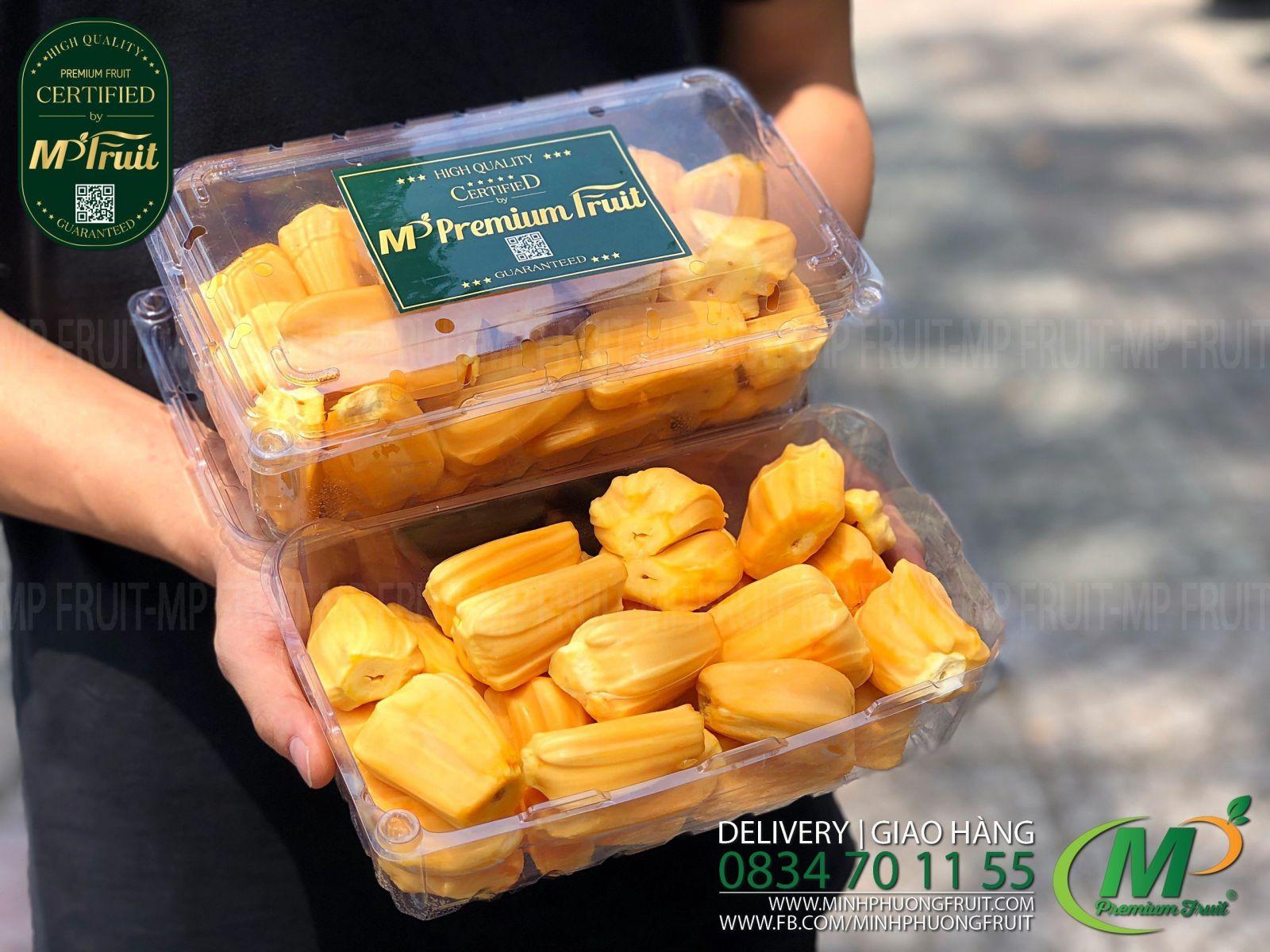 Mít Siêu Sớm Giống Thái Lan tại MP Fruits