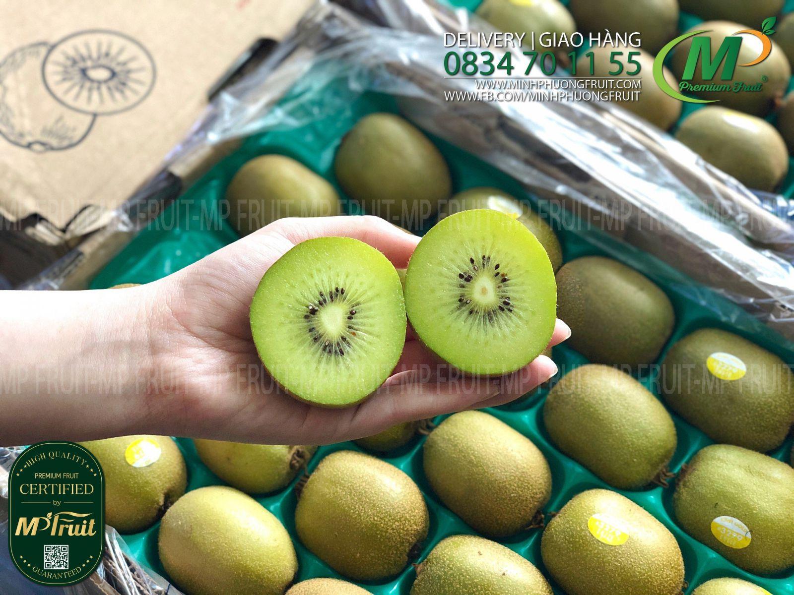 Kiwi Vàng Dole Chile tại MP Fruit