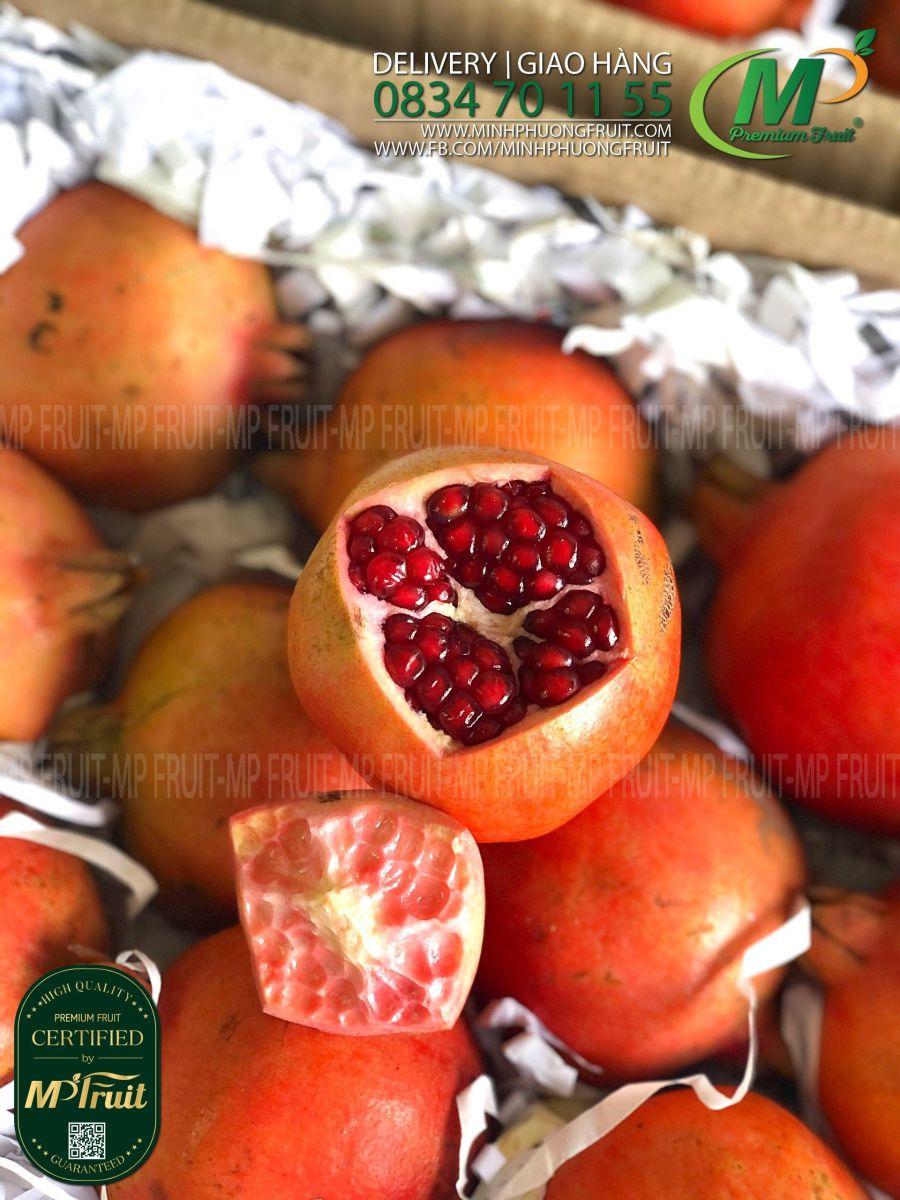 Quả Lựu Ấn Độ tại MP Fruits
