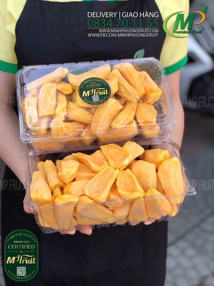Mít Cà Rốt Bến Tre - Mít Tứ Quý Ruột Cam tại MP Fruit