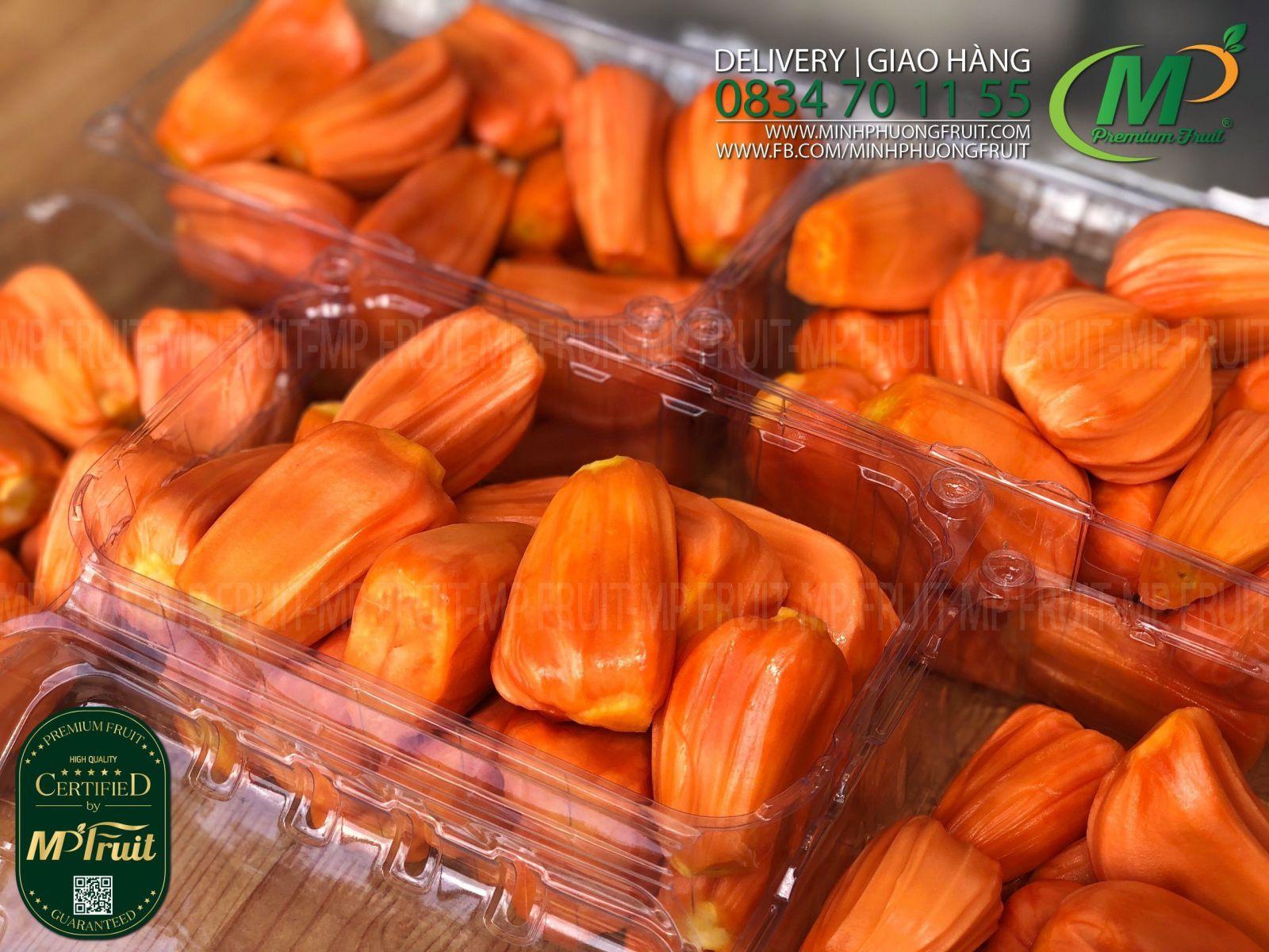 Mít Ruột Đỏ Giống Indonesia tại MP Fruit
